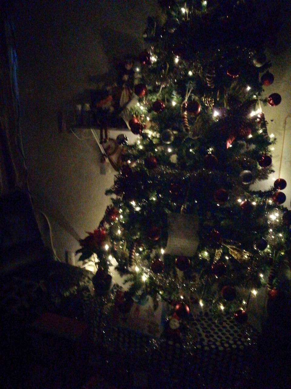Tree christmass