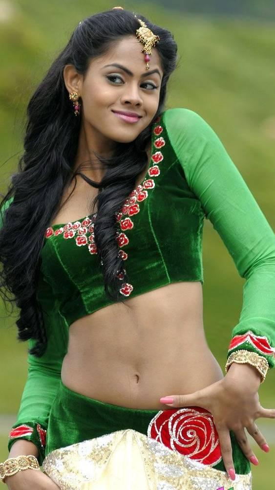 Karthika Hot Navel