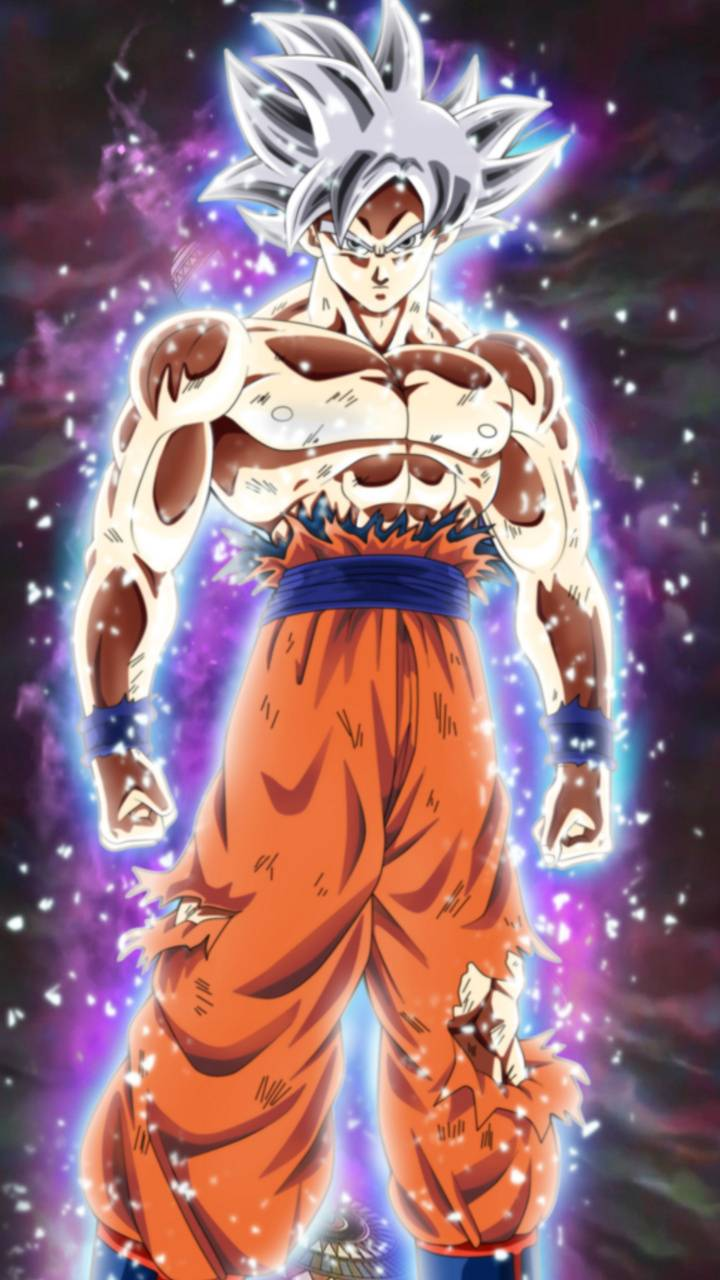 Goku Ultra Instinct wallpaper by