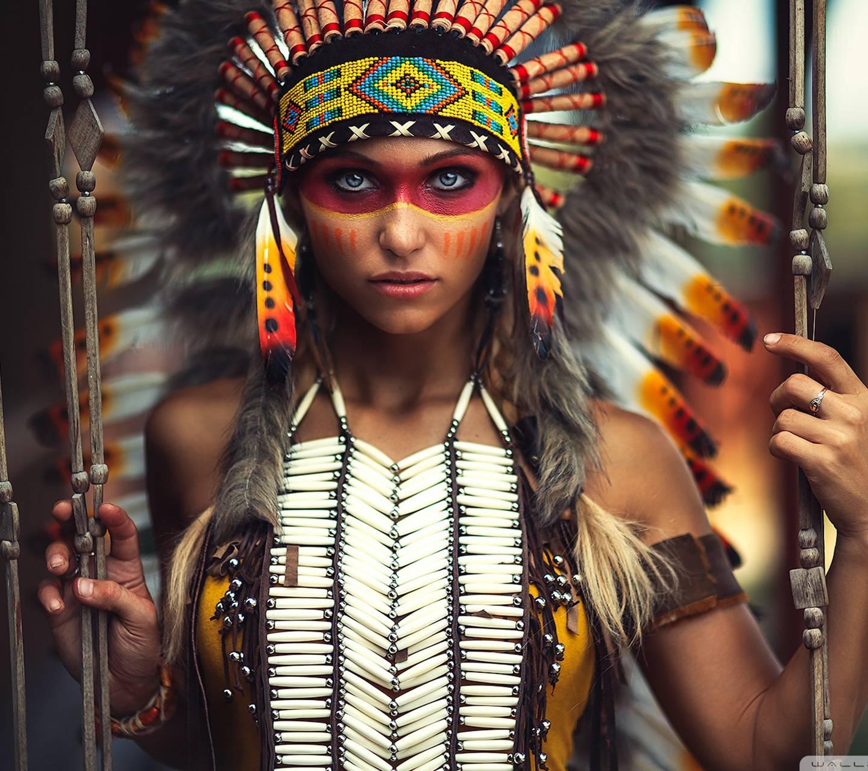 Native American Girl Wallpaper By Aabdelaziz A4 Free On Zedge