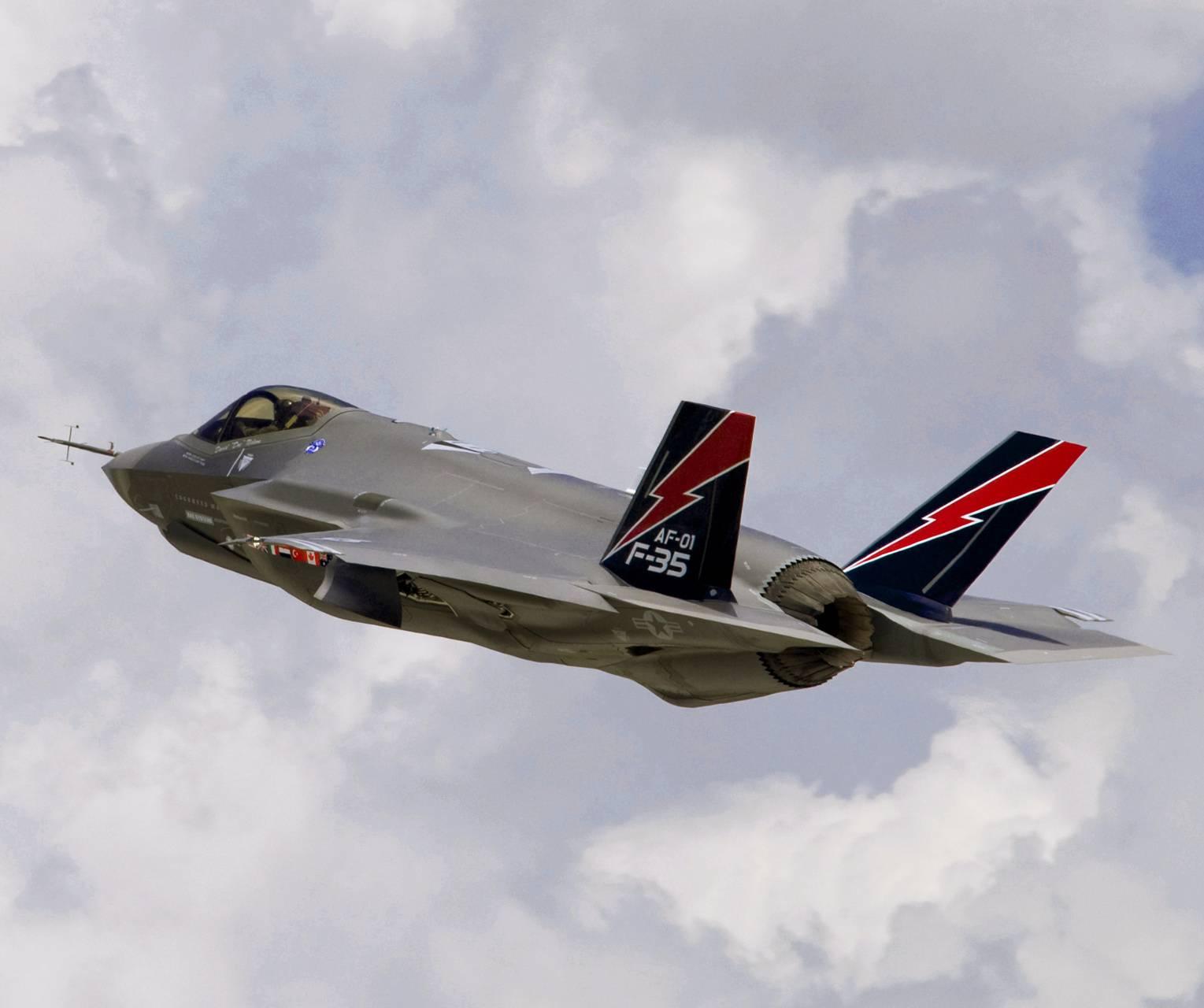 Air Force F-35