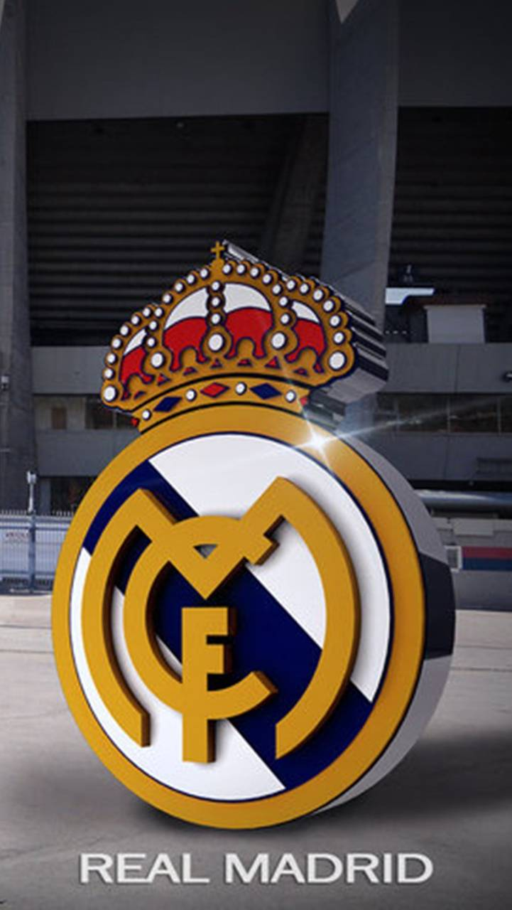 Real madrid 3d wallpaper by xhanirm 37 free on zedge real madrid 3d voltagebd Gallery
