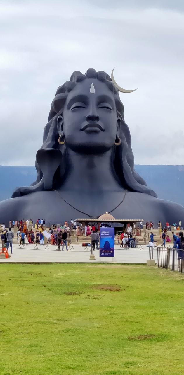 Adiyogi Statue