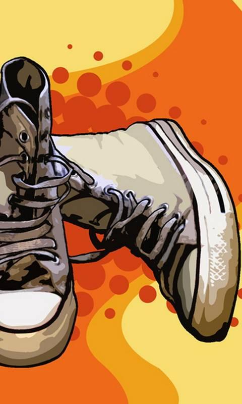 retro converse shoes