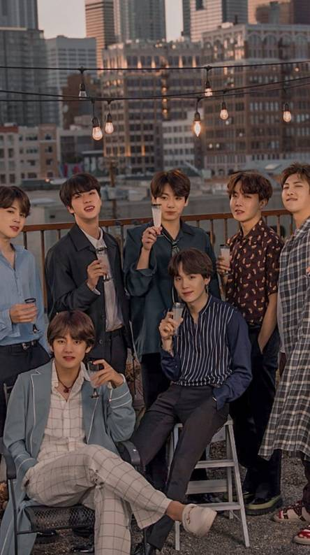 Bts Aesthetic Ringtones And Wallpapers Free By Zedge