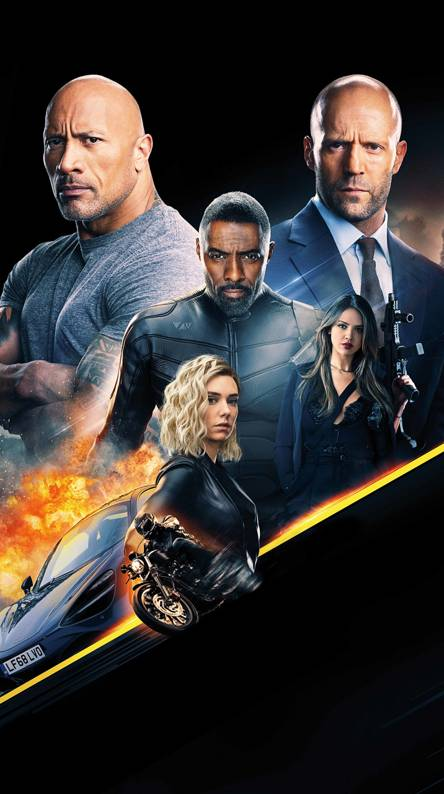 Hobbs and shaw Ringtones and Wallpapers - Free by ZEDGE™