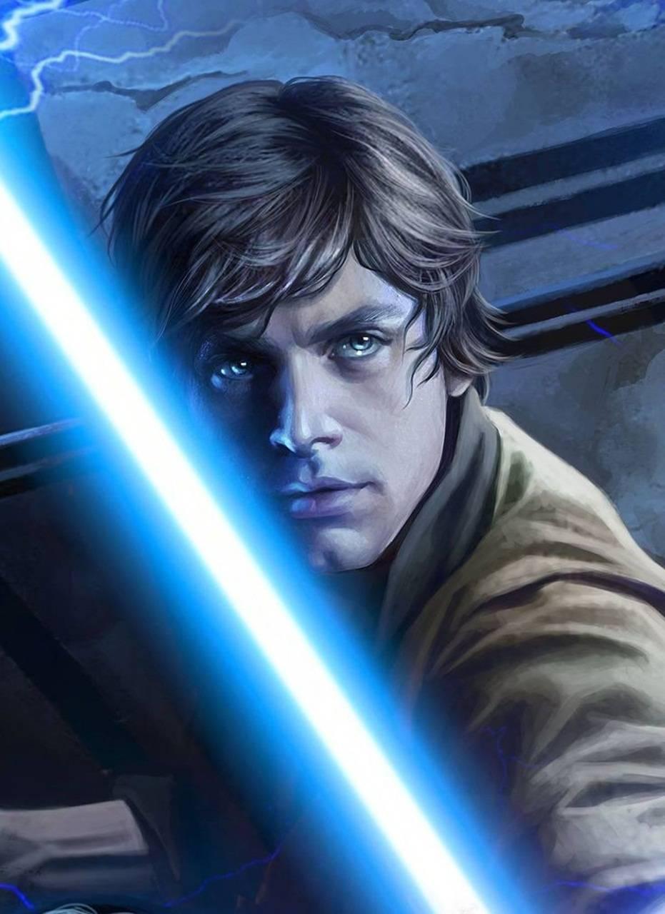 Luke Skywalker Wallpaper By Sabb97 B7 Free On Zedge