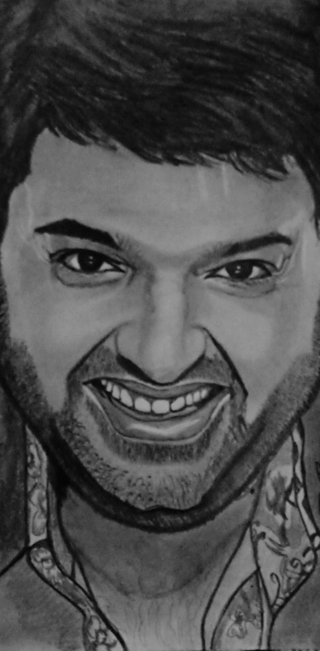 Kapil Sharma-artbyme