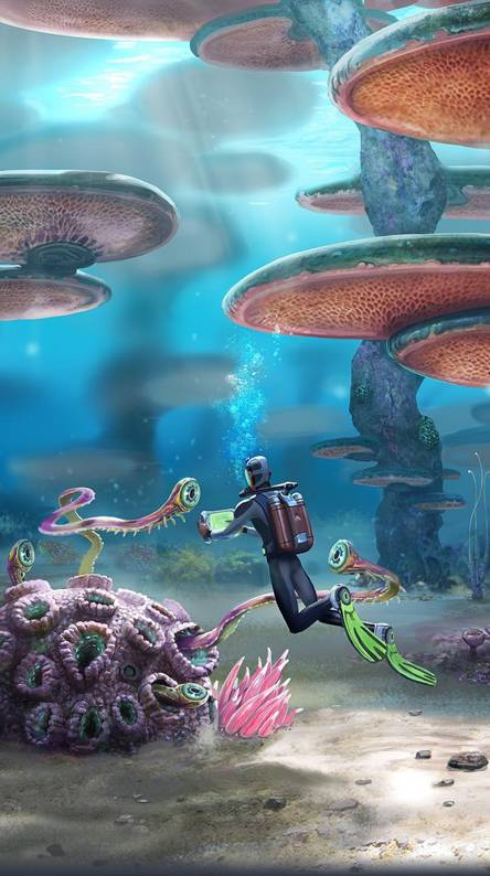 Subnautica Wallpapers - Free by ZEDGE™