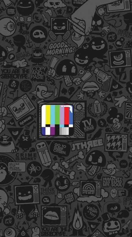 tv-stripes-texture