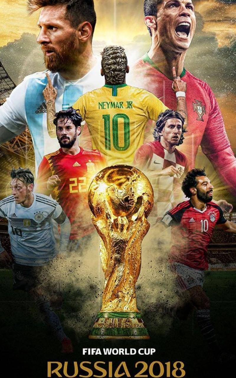 Fifa World Cup 2018 Wallpaper By Zak03 E1 Free On Zedge