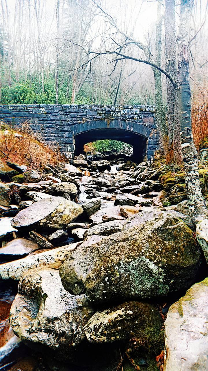 Tunnel Rocky creek