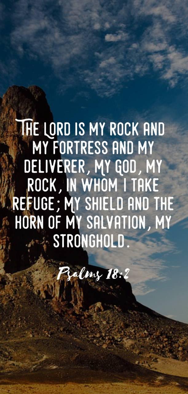 Psalms 18 2