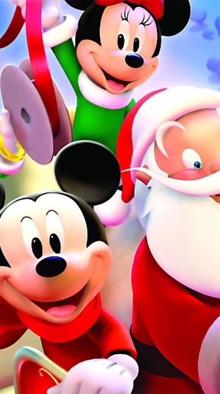 Disney Santa Claus
