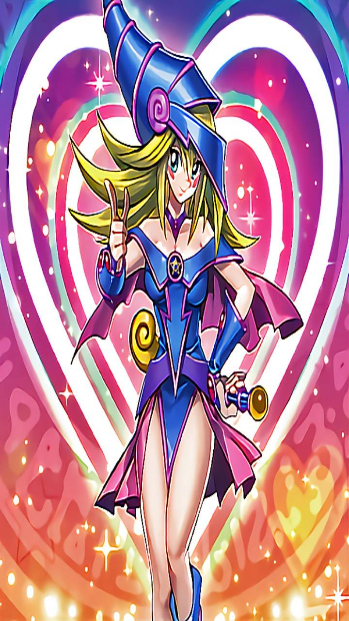 Dark Magician Girl Wallpaper By Ahmedbukhari95 65 Free On Zedge