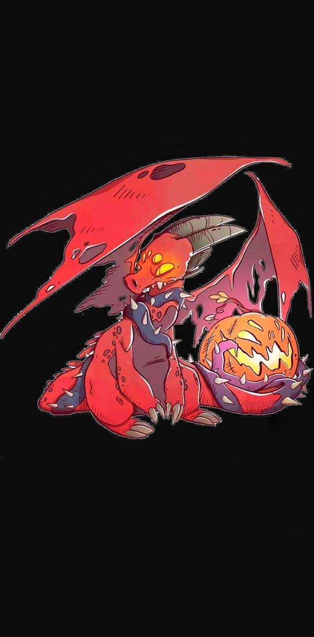 Charizar Halloween