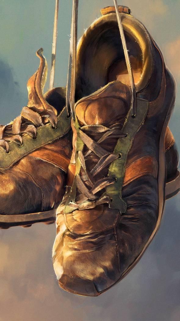 Funny Shoe