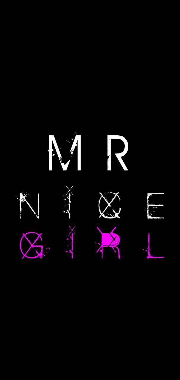 MR NICE GIRL