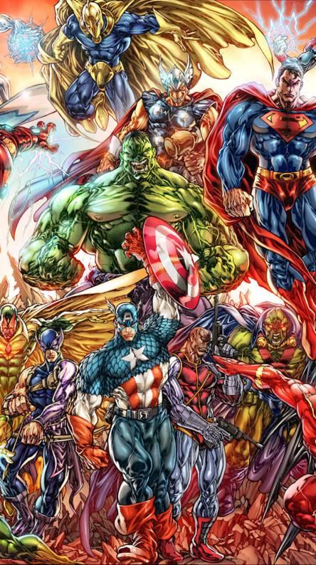 Superhero Wallpapers - Free by ZEDGE™
