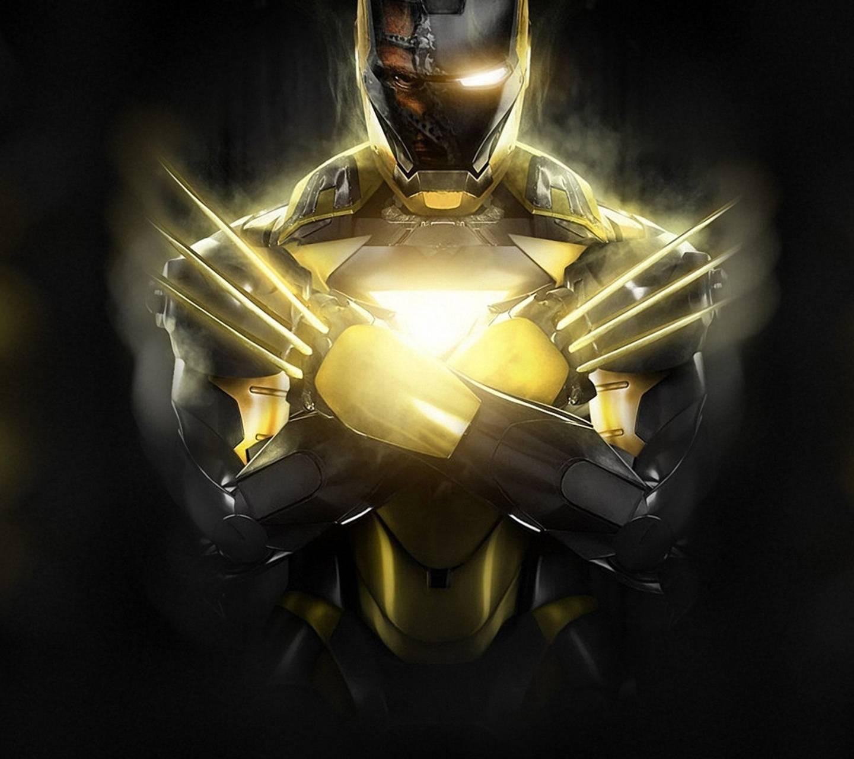Iron Wolverine 2014
