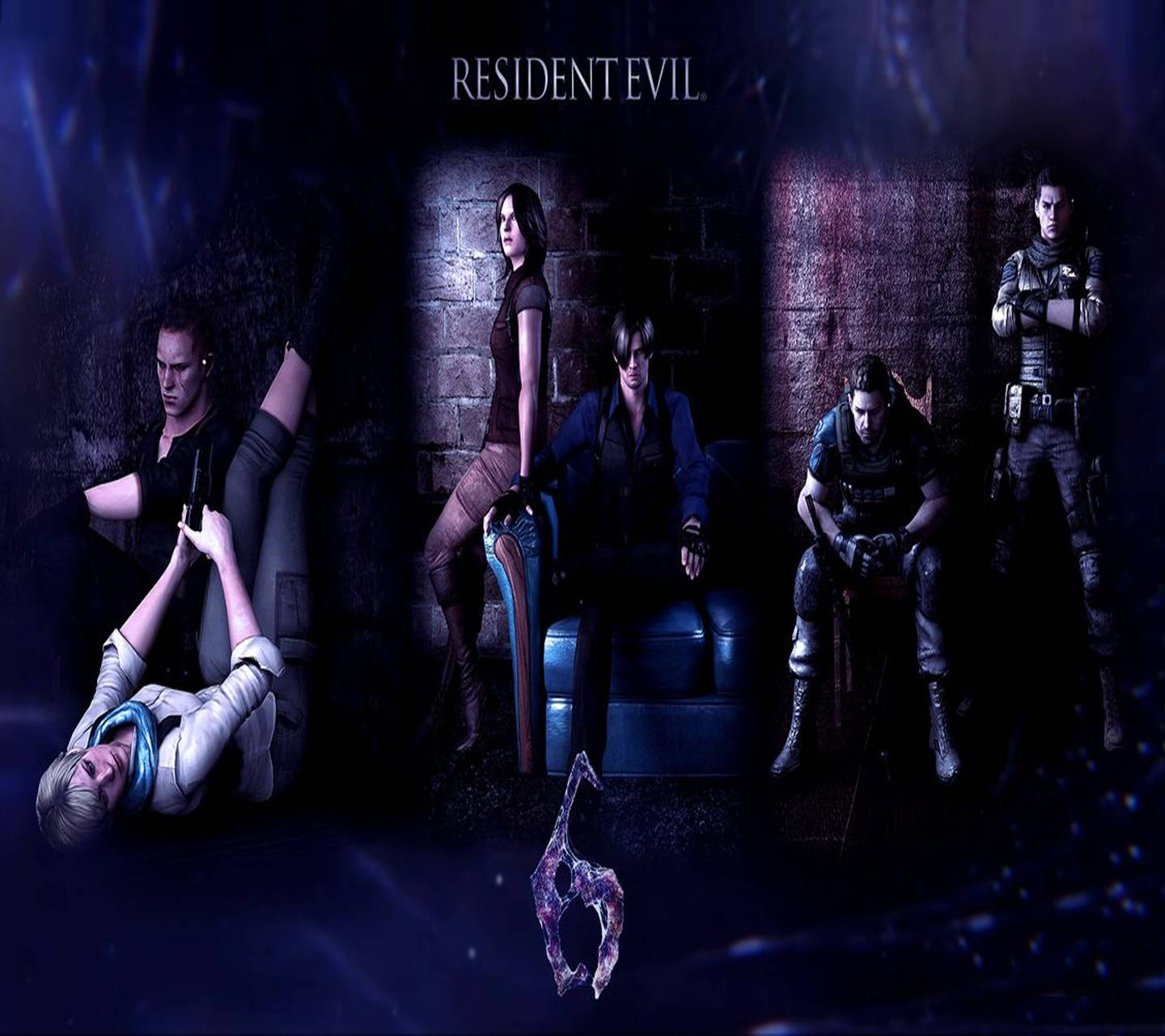 Resident Evil 6 Wallpaper By Venus 99 Free On Zedge