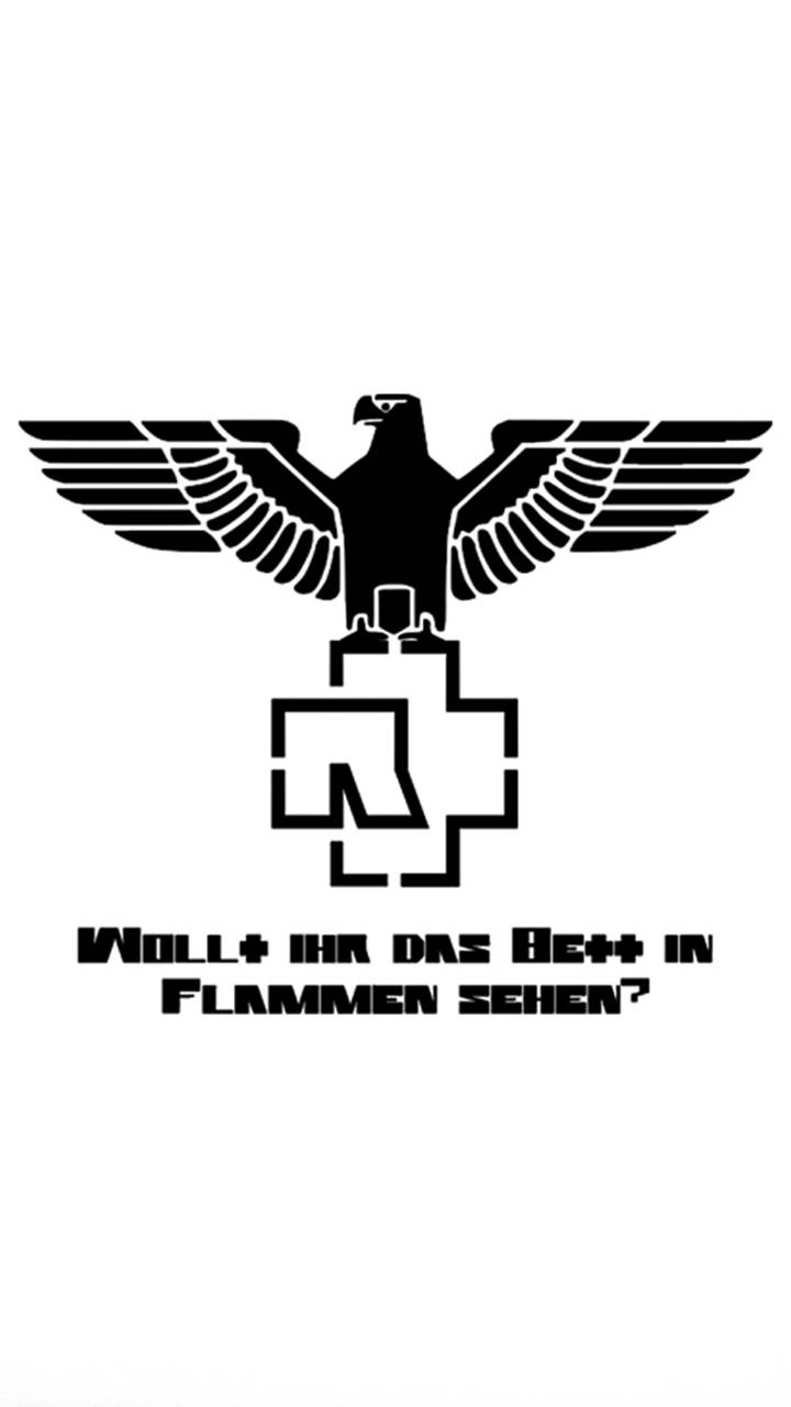 Rammstein Wallpaper by...U Logo Images