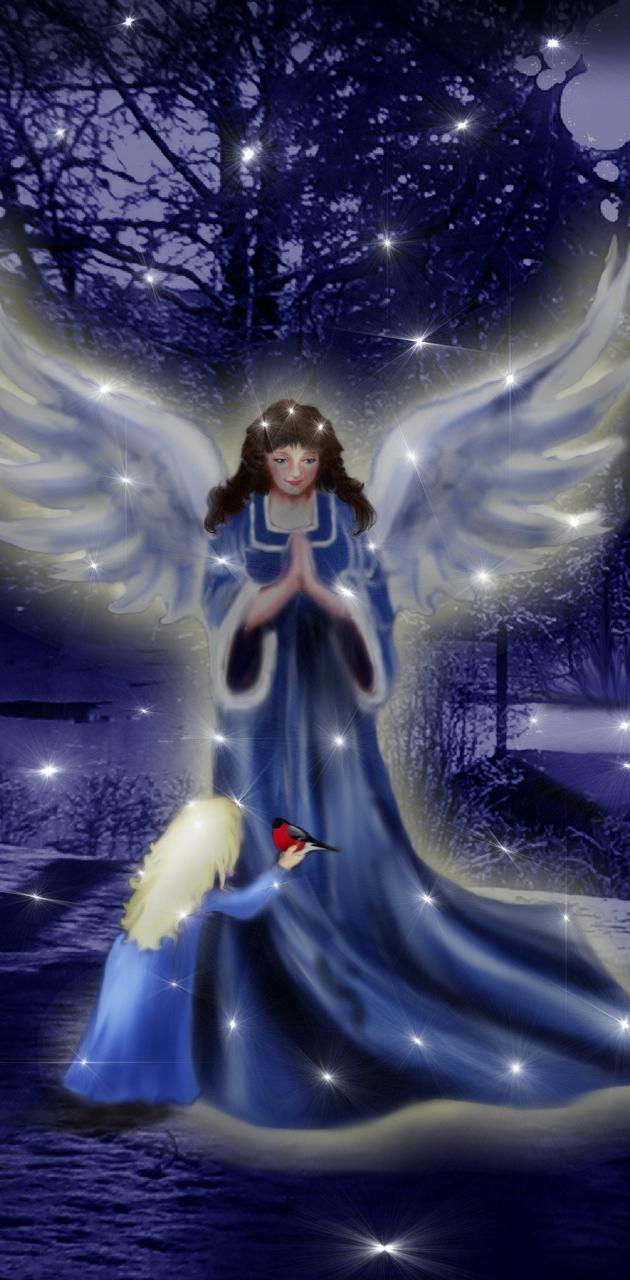 Helping Angel 5