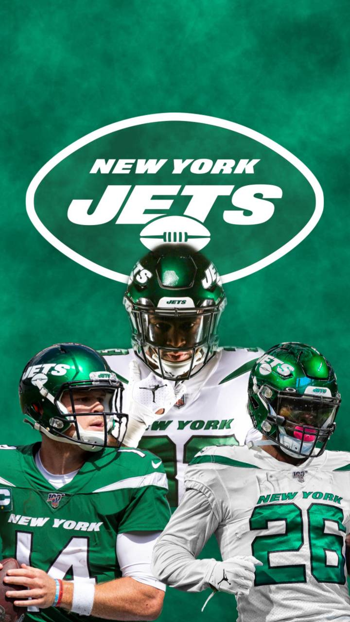 2020 New York Jets Wallpaper By Antiposted 82 Free On Zedge