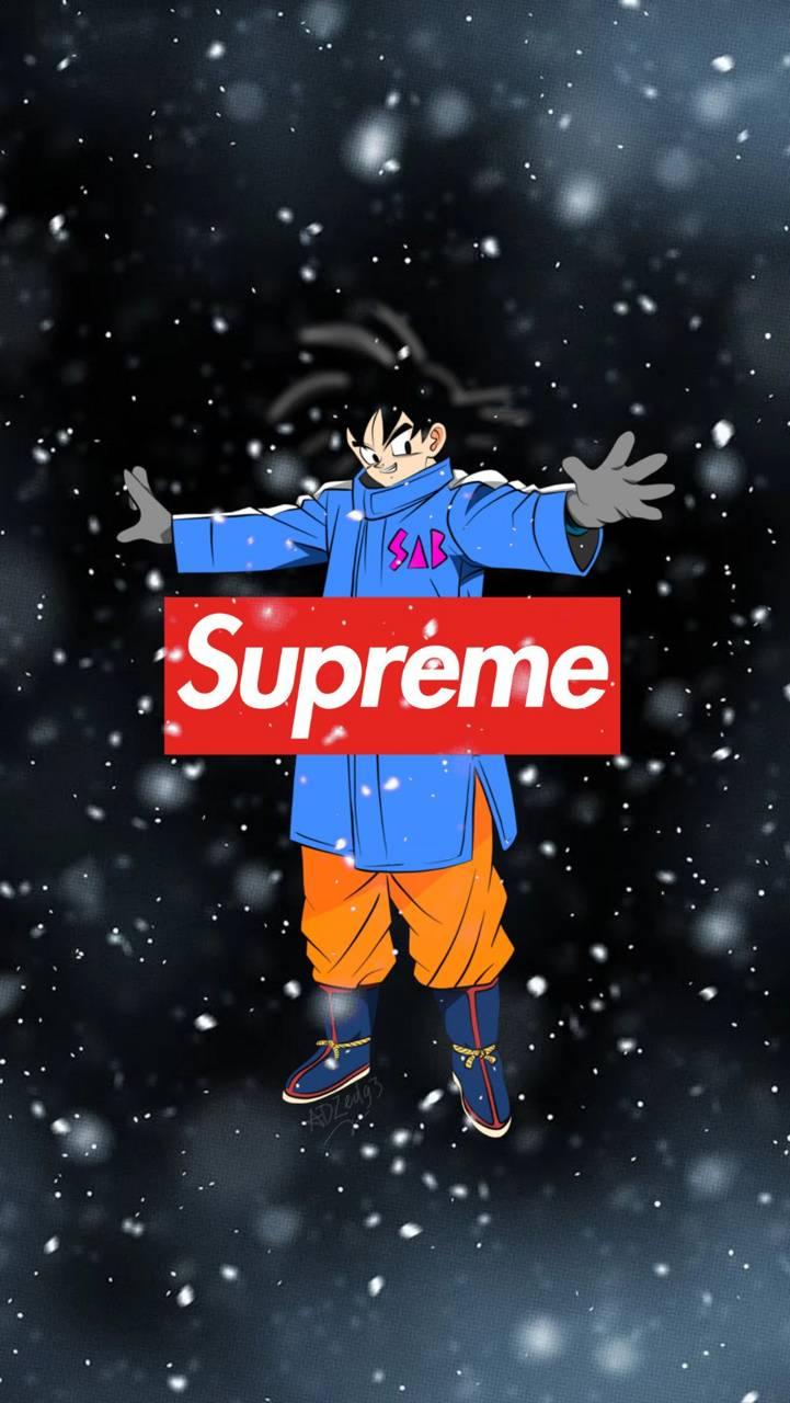 Supreme Goku