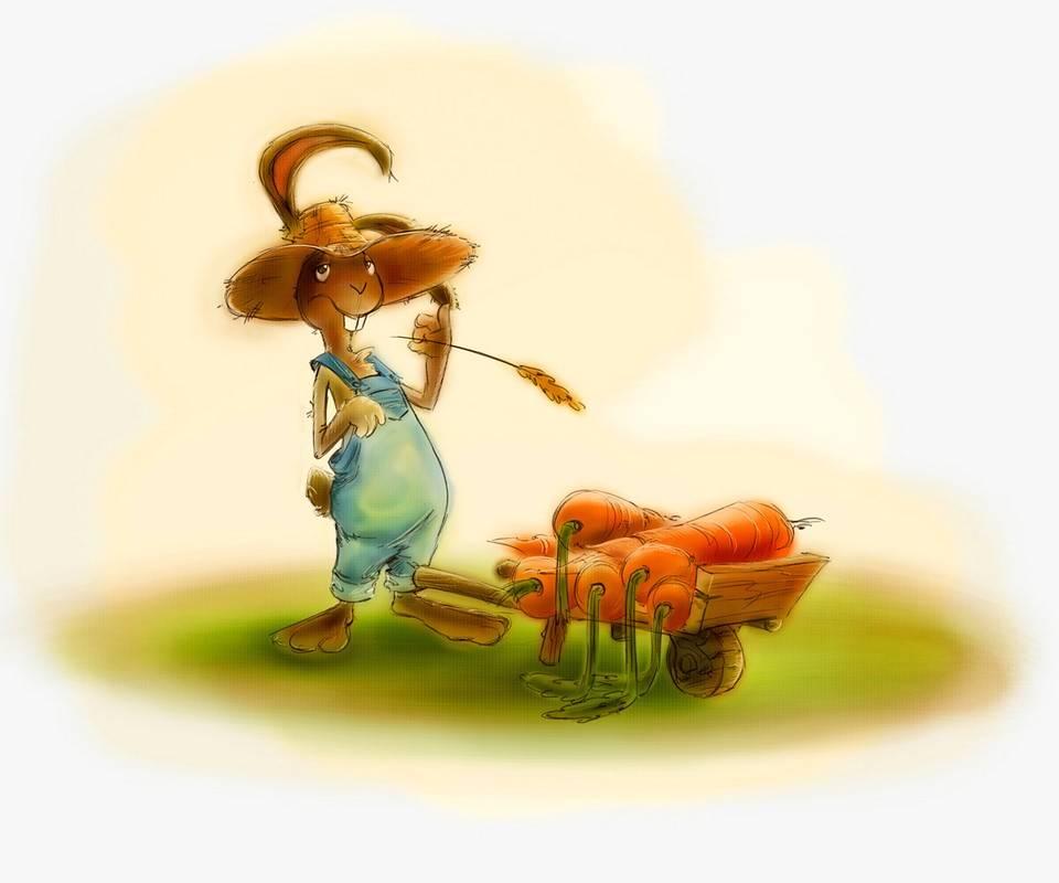 Country Rabbit