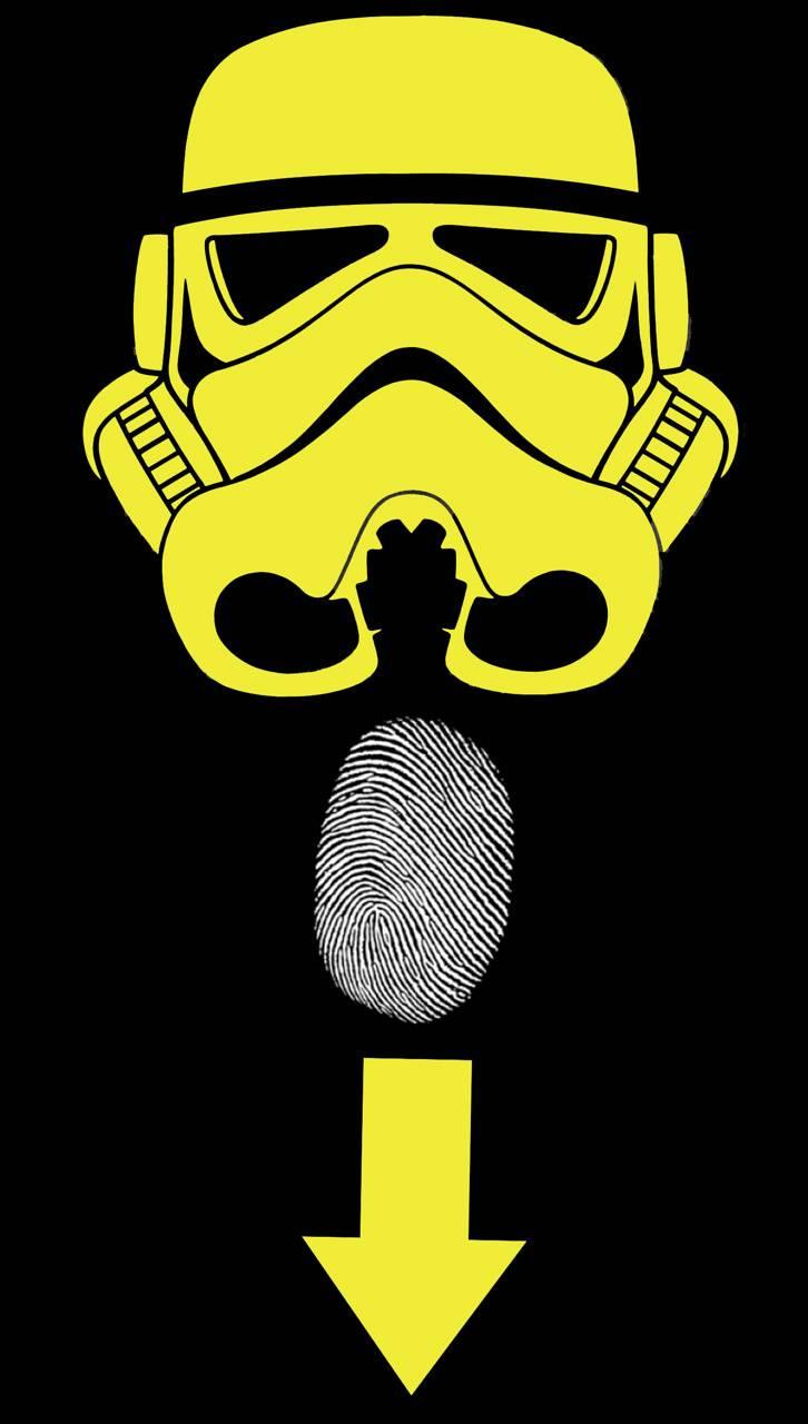 Stormtrooper Fingerp