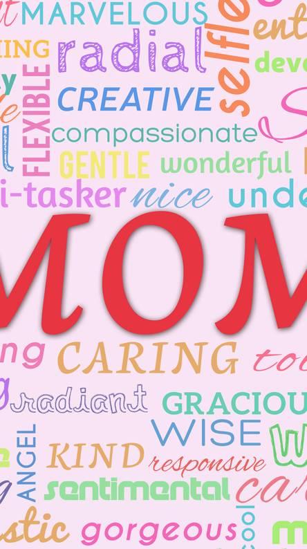 Mom Words