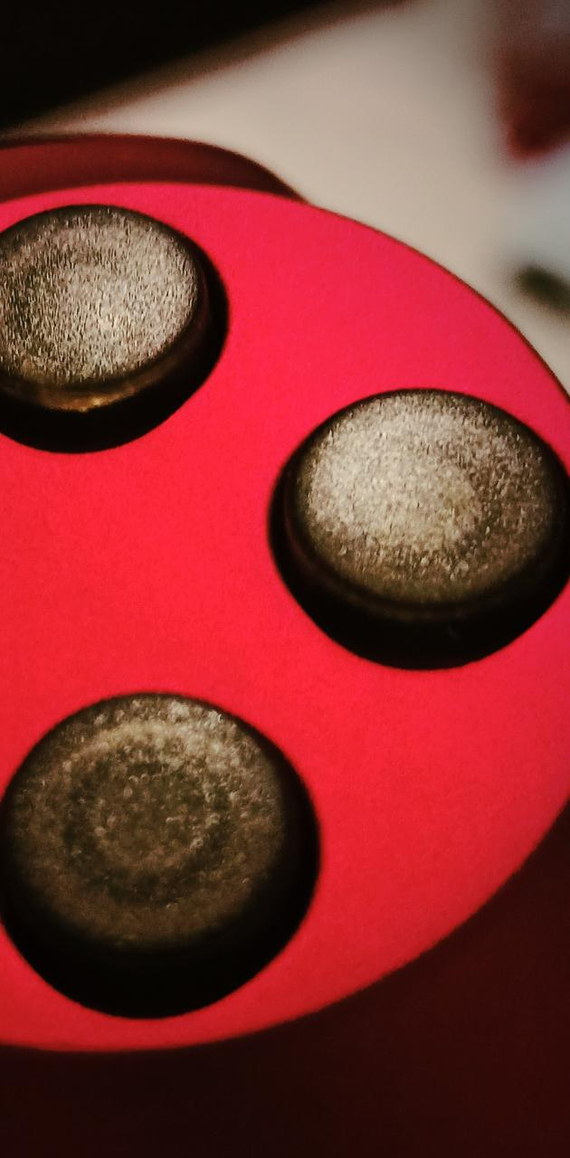 PS4 Black Buttons