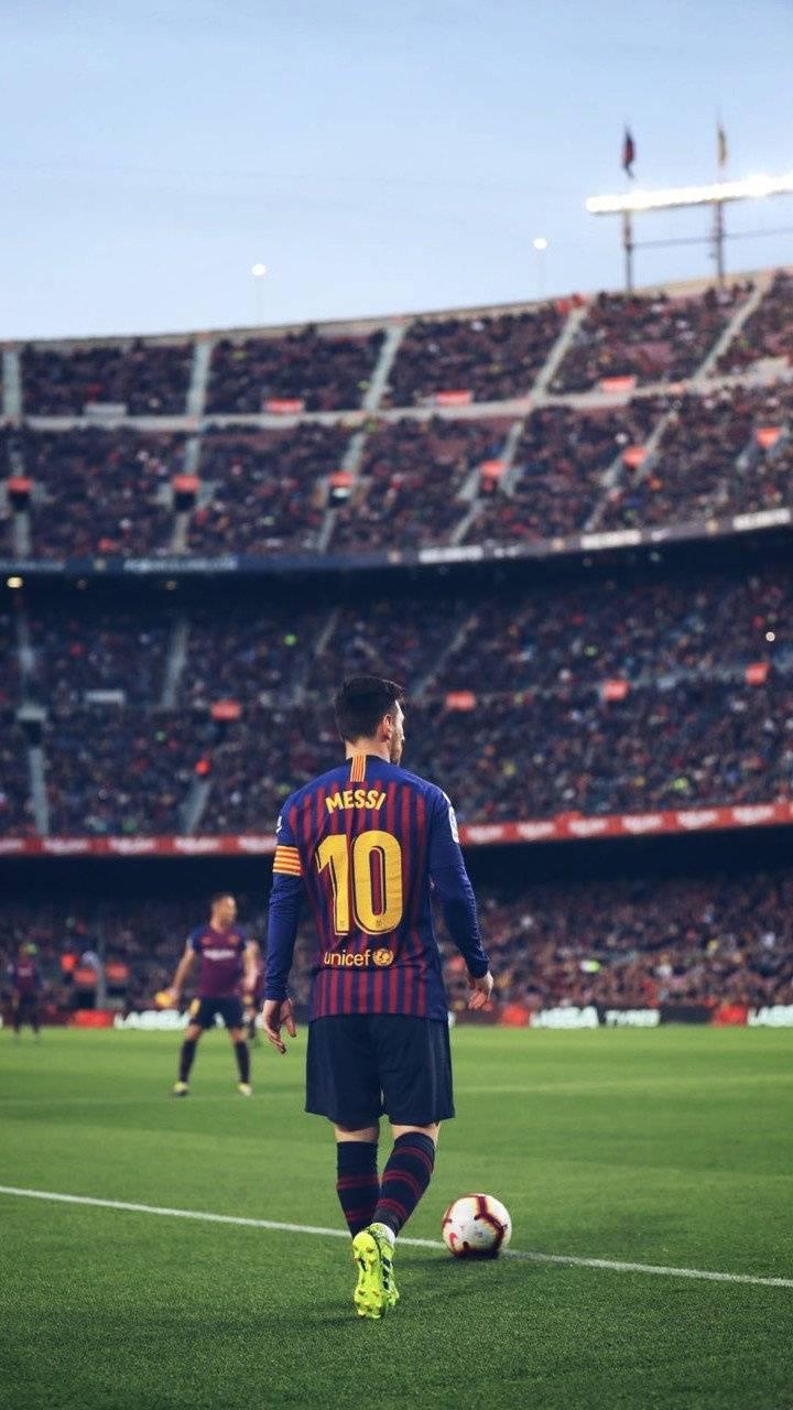 Lionel Messi Barca
