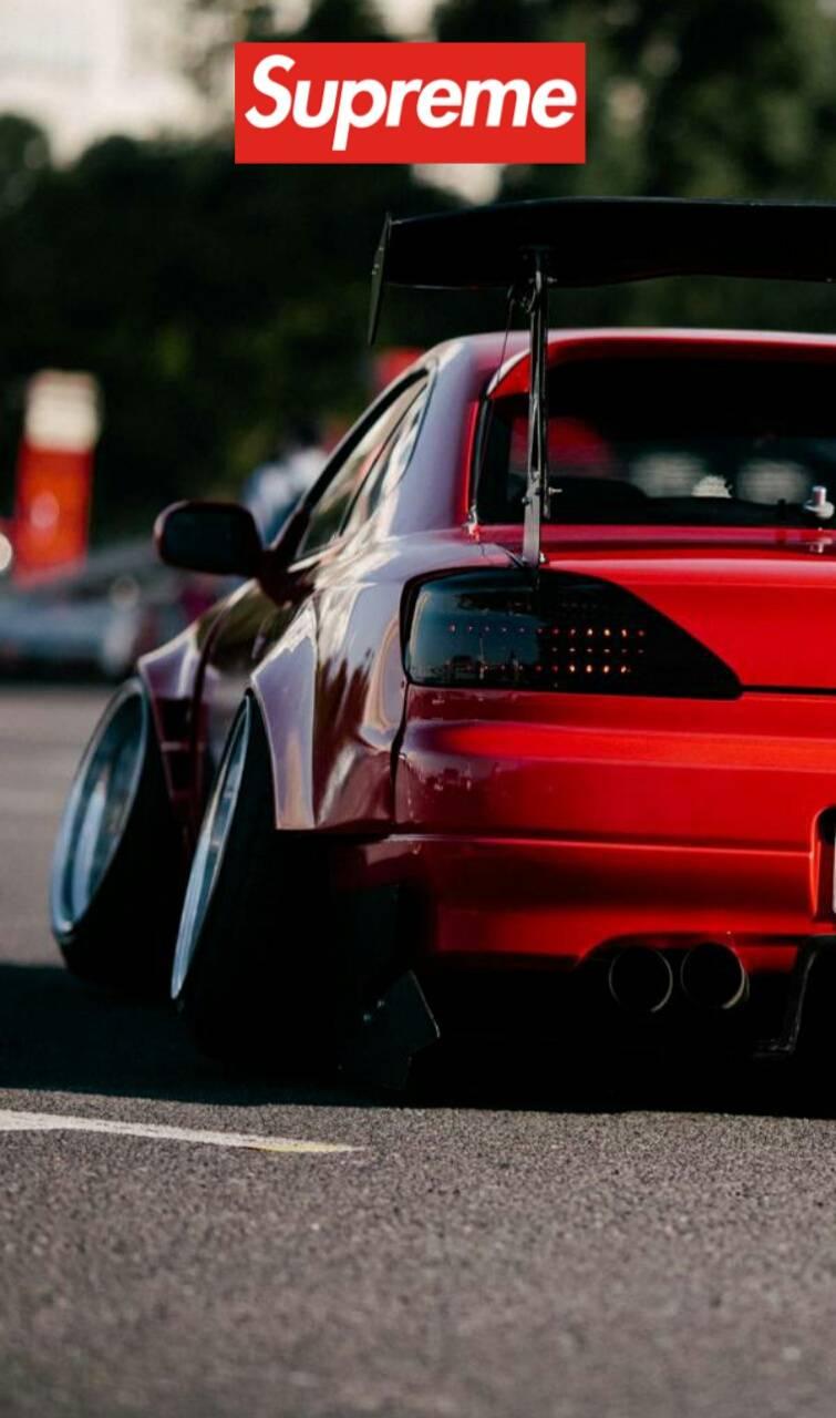 Supreme car