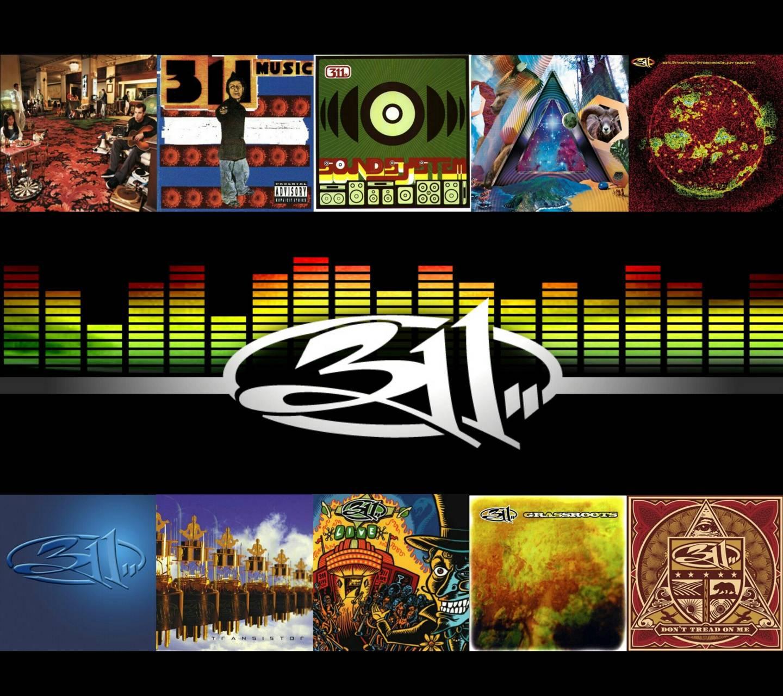 311 albums