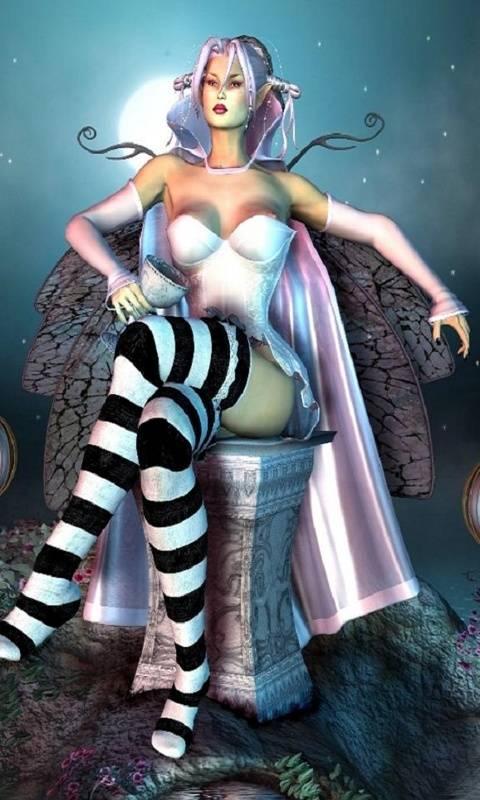 Striped Fantasy