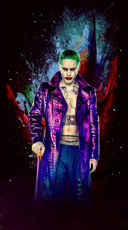 Suicide squad joker Ringtones and Wallpapers - Free by ZEDGE™