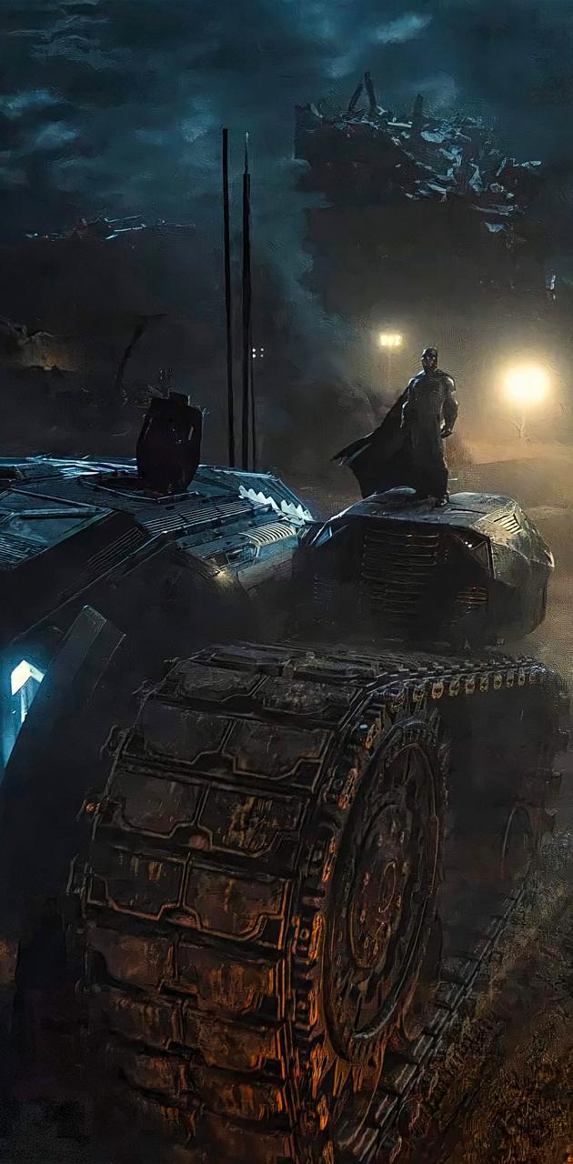 Batman SnyderCut