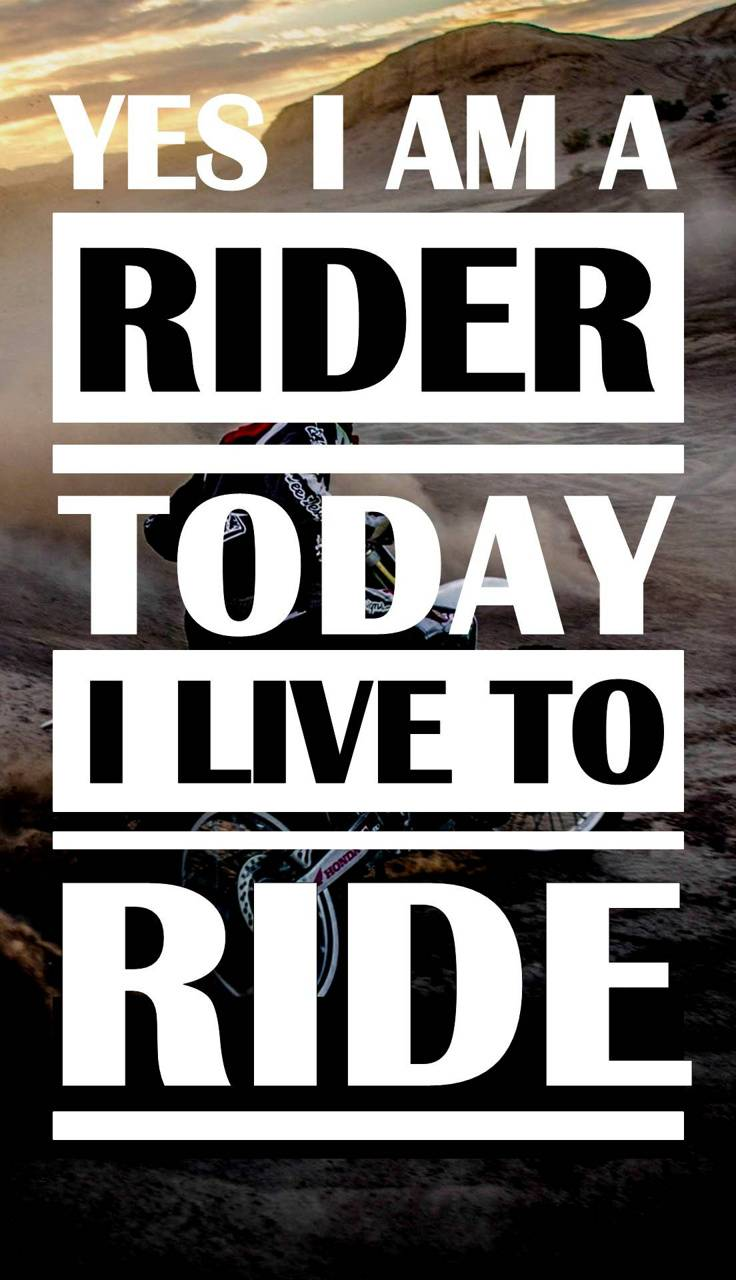 Rider quotes