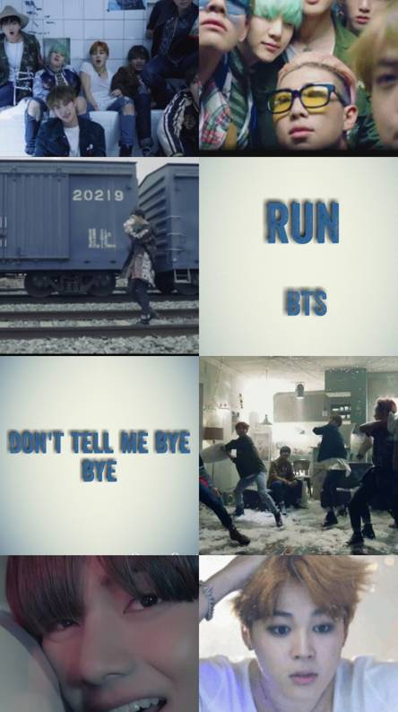Bts Run Wallpapers Free By Zedge