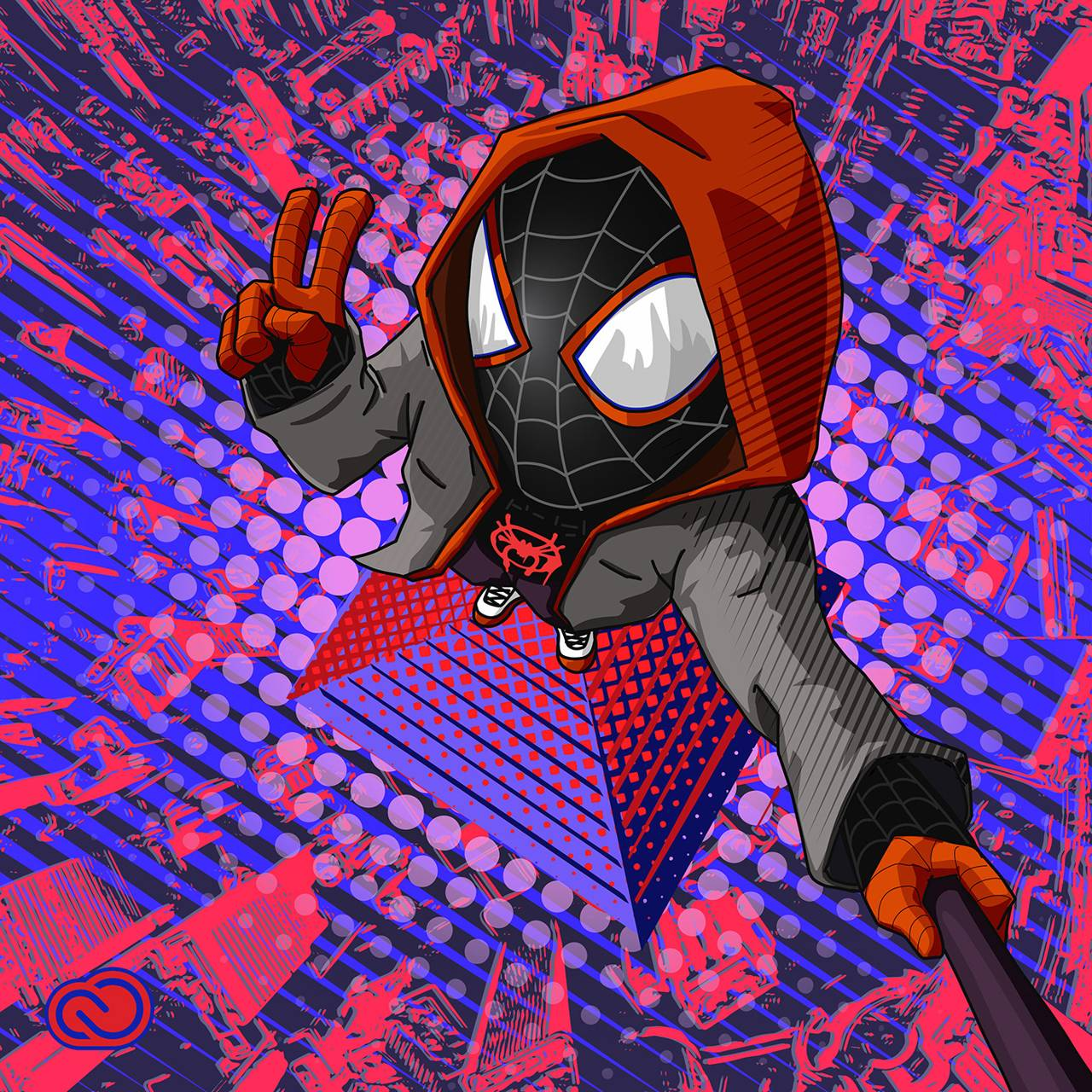 Miles Morales Wallpaper By Marcusk73 Ff Free On Zedge
