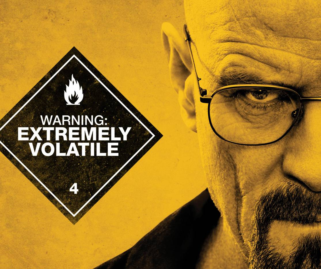 Walt-breaking Bad