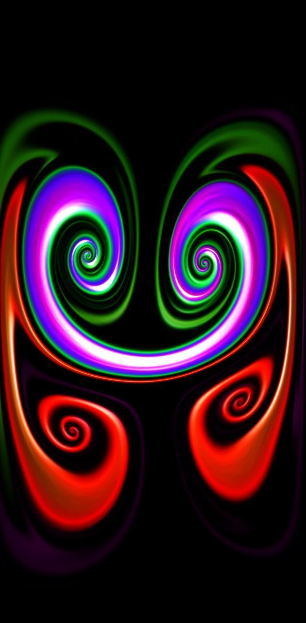 Swirl face
