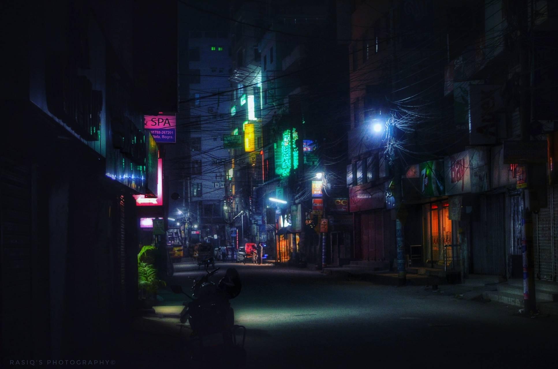 Mid-Night City
