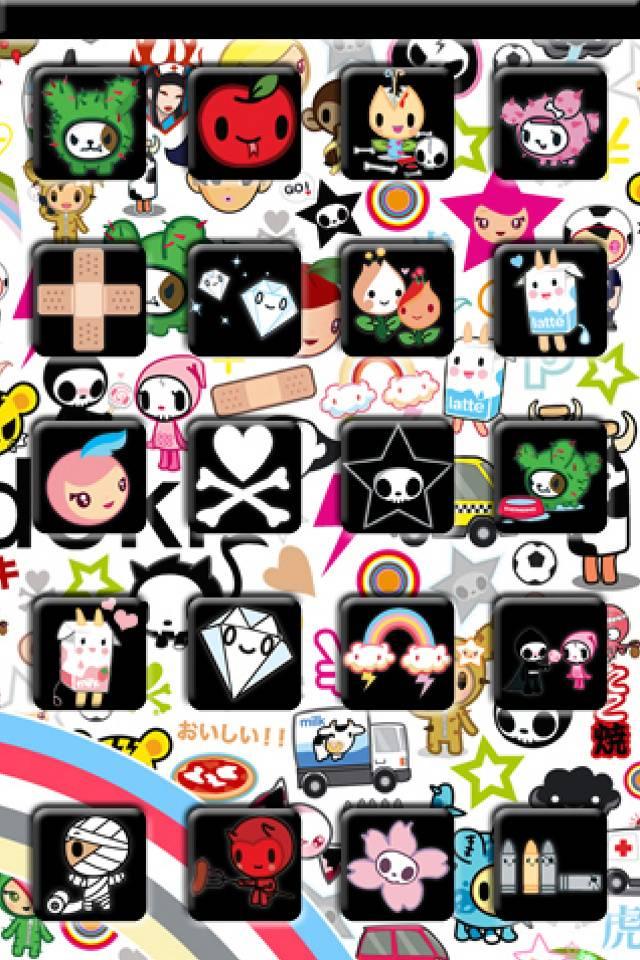 Tokidoki Iphone