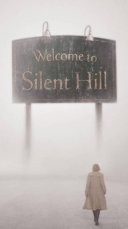 silent hill iphone wallpaper