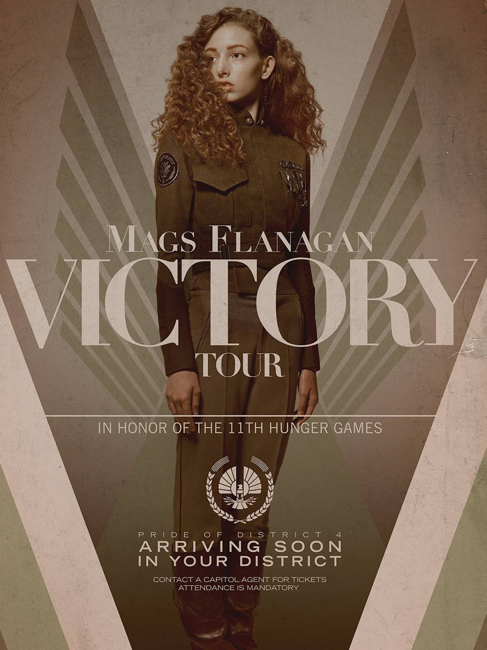 Mags Victory Tour