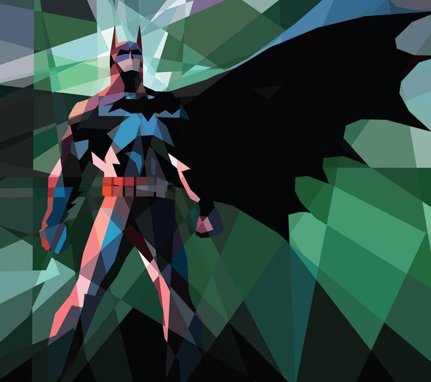 Artistic Batman