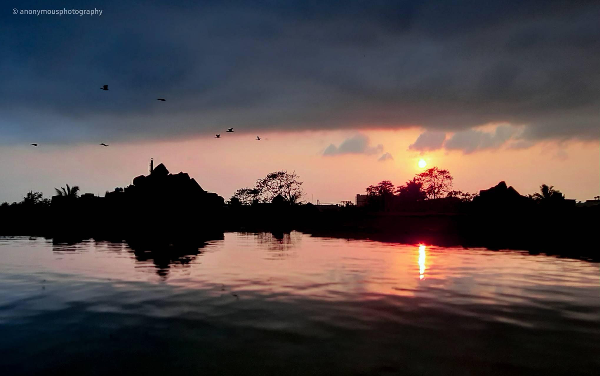 Dawn or dusk